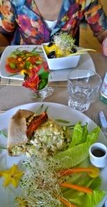 Alma Zen lunch