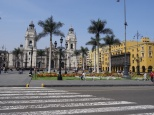 Plaza de Armas with Cathedral