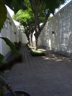 Courtyard at MATE