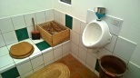 Our own composting toilet